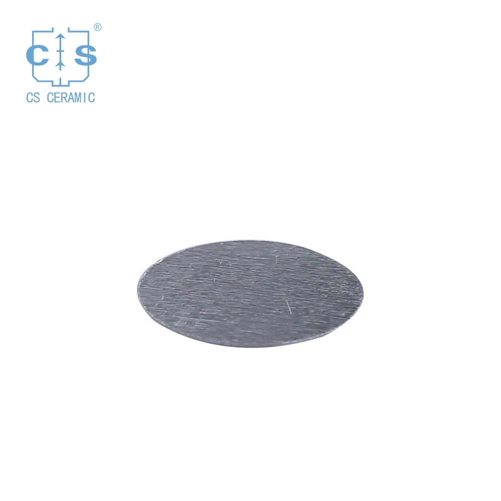 Aluminum flat lid -cs ceramic